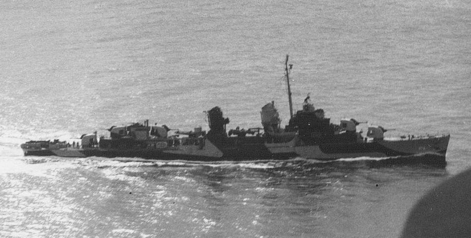 USS Marshall