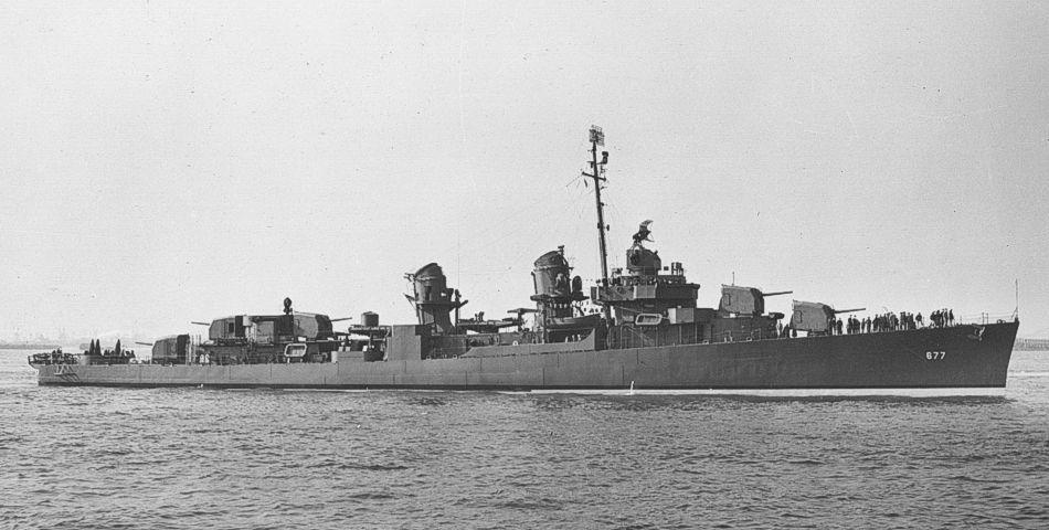 USS McDermut