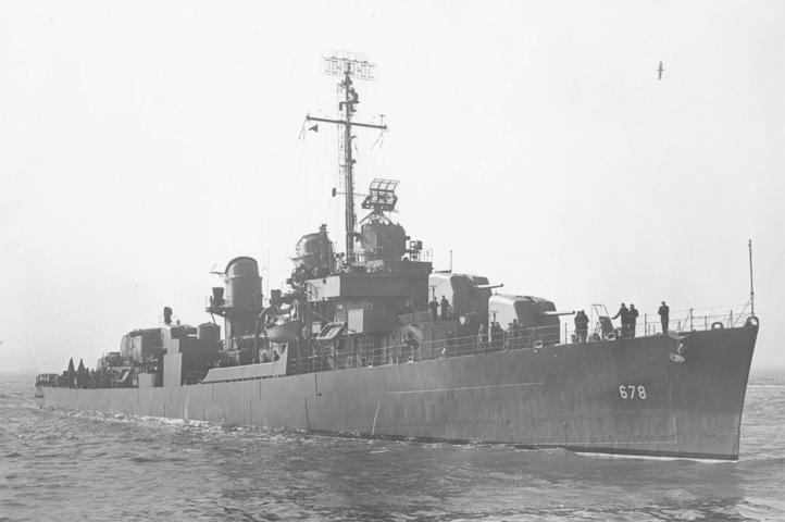 USS McGowan