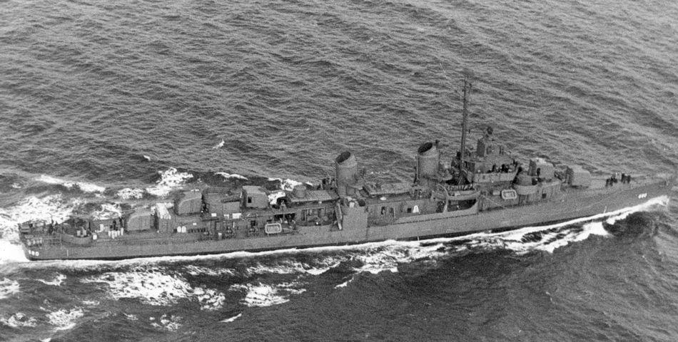 USS Melvin