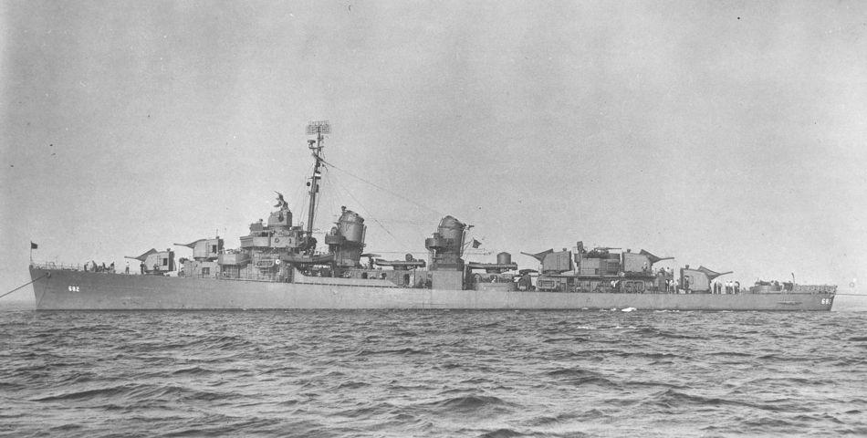 USS Porterfield