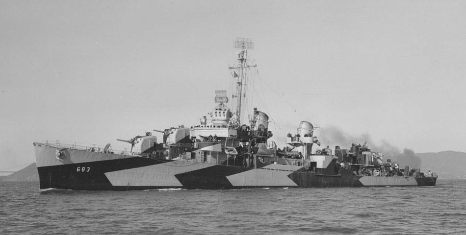 USS Stockham