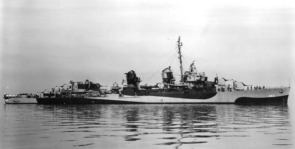 USS Wedderburn