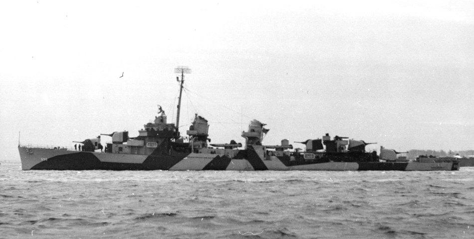 USS Norman Scott