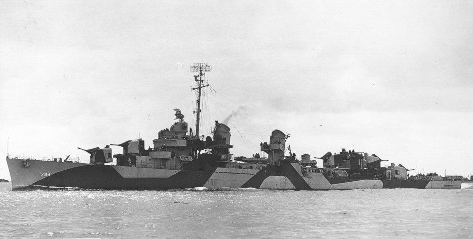 USS Irwin