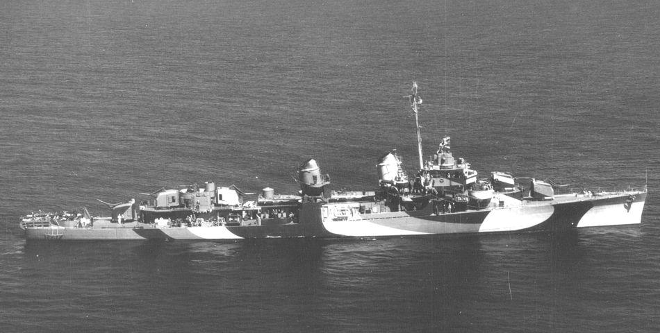 USS Colhoun