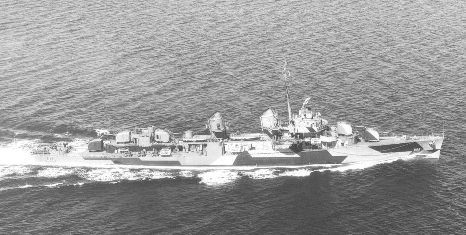 USS Gregory