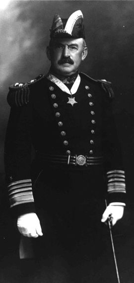 Adm. Frank Friday Fletcher