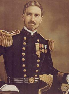 Rear Admiral Nathan Crook Twining, USN
