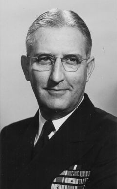 RAdm. William M. Cole