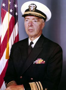 Vice Admiral R.T.S. Keith