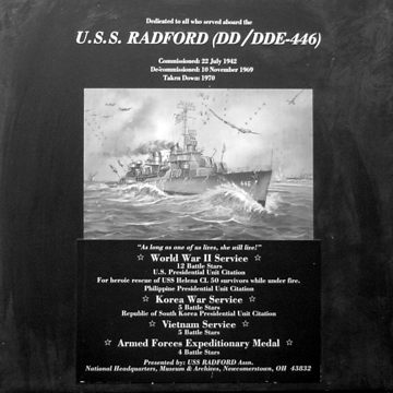 Memorial Wall plaque, National Museum of the Pacific War, Fredericksburg, Texas
