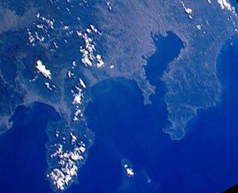 Sagami Wan and Tokyo Bay