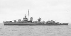 Claxton in 1942