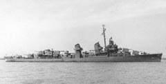 Claxton in 1943