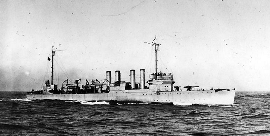 USS Caldwell