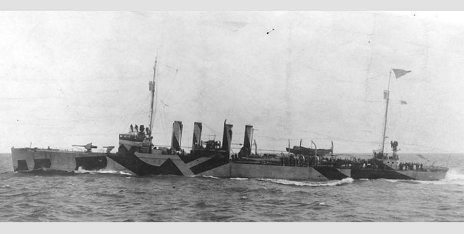 USS Craven