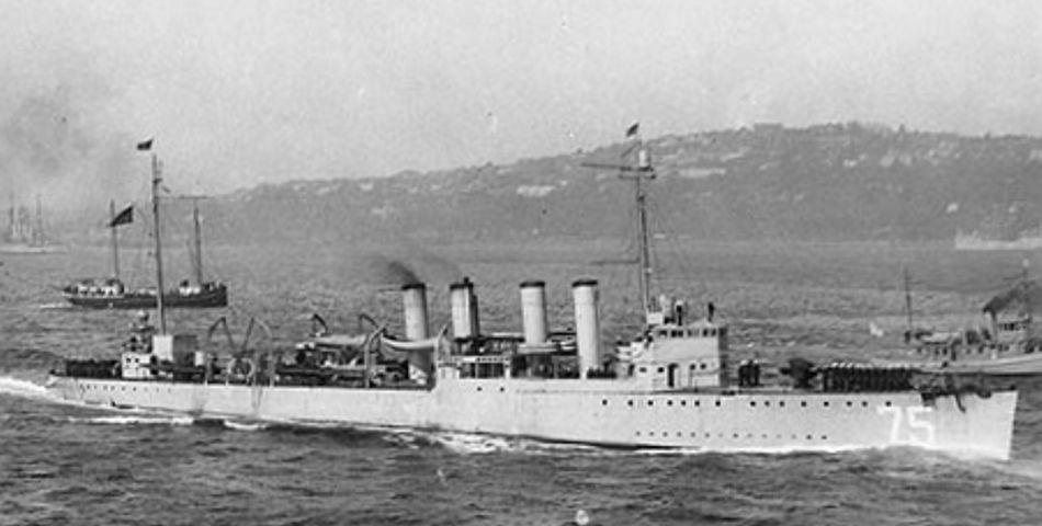 USS Wickes