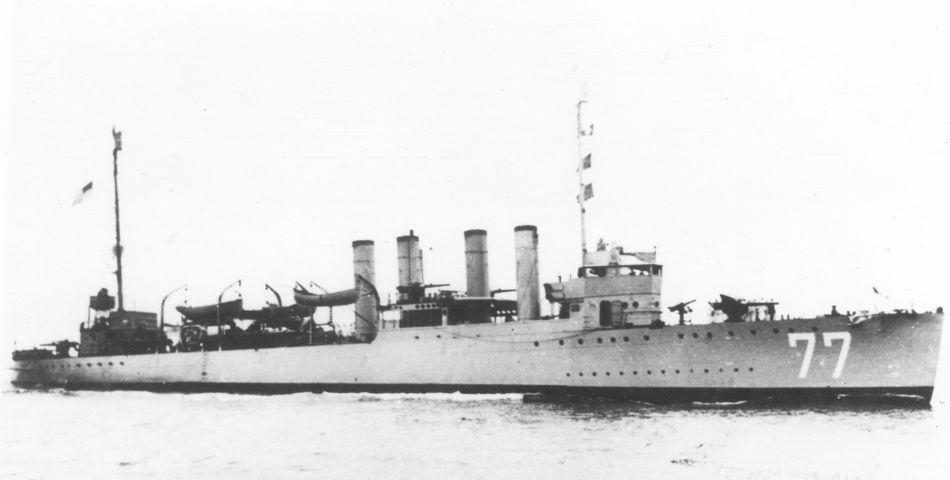 USS Woolsey