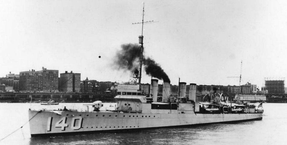 USS Claxton