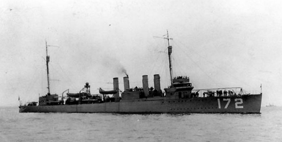 USS Anthony