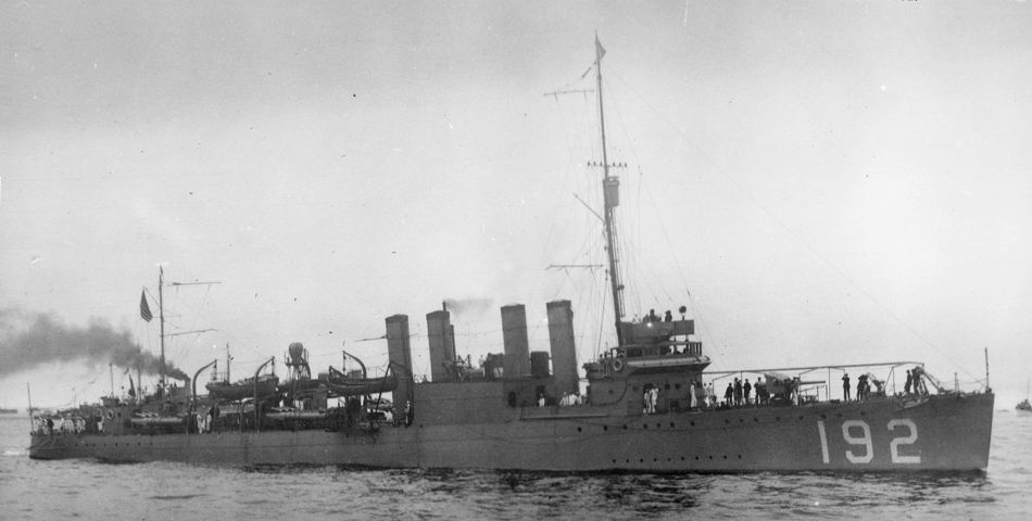 USS Graham