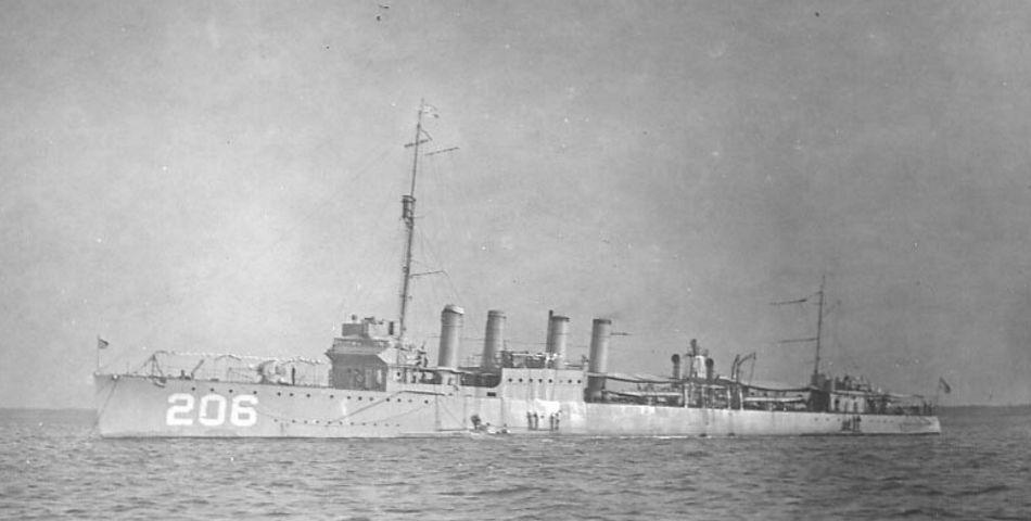 USS Chandler
