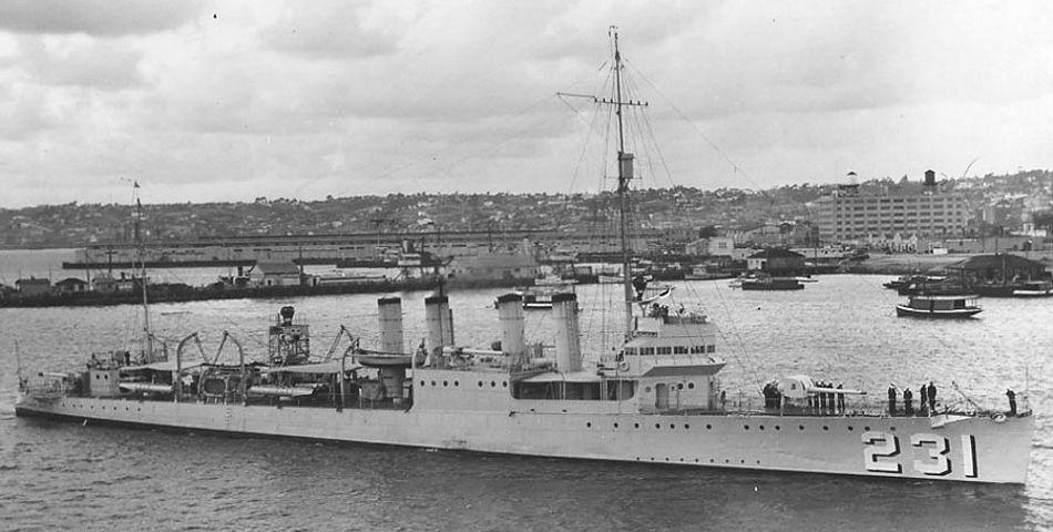 USS Hatfield