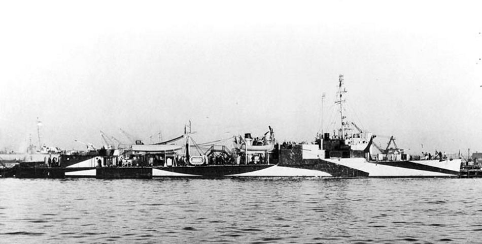 USS Thornton