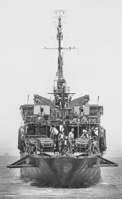 USS Manley