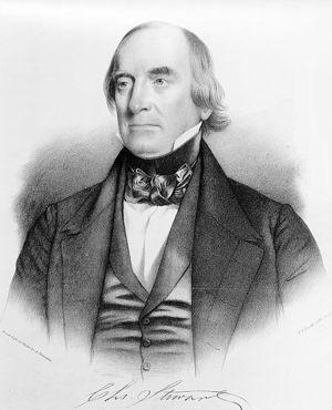 Commodore Charles Stewart
