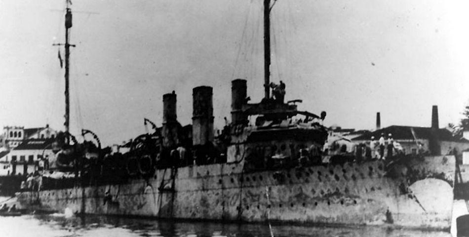 USS Conner (DD 72)