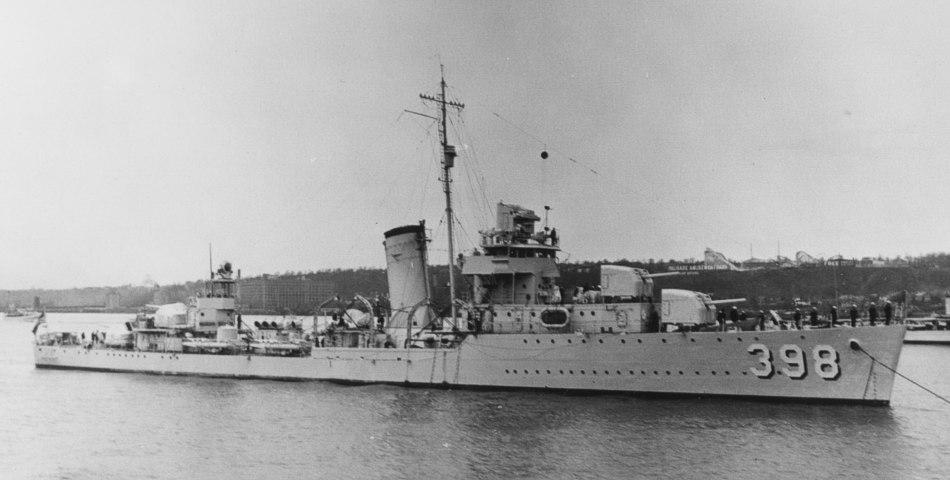 USS Ellet