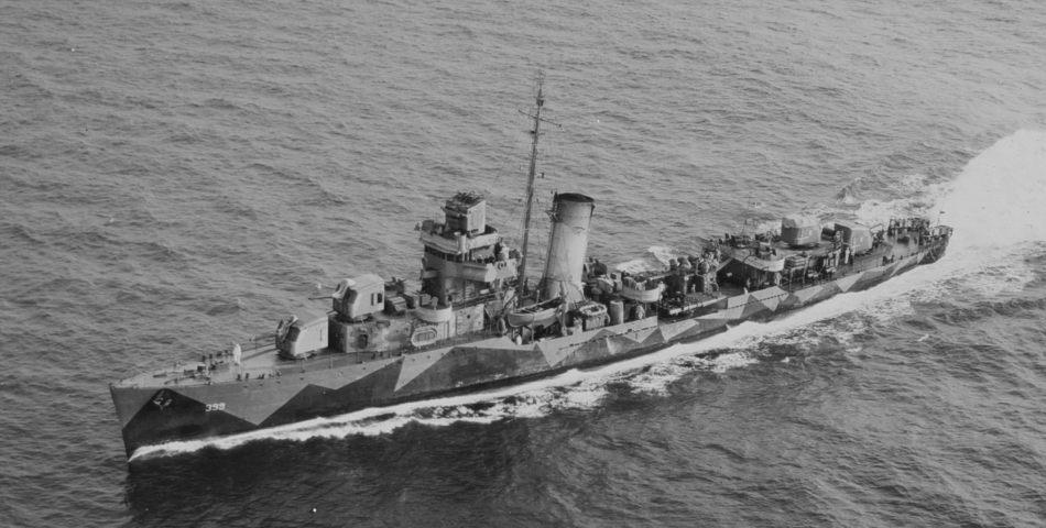 USS Lang