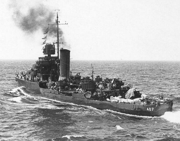 USS Sterett