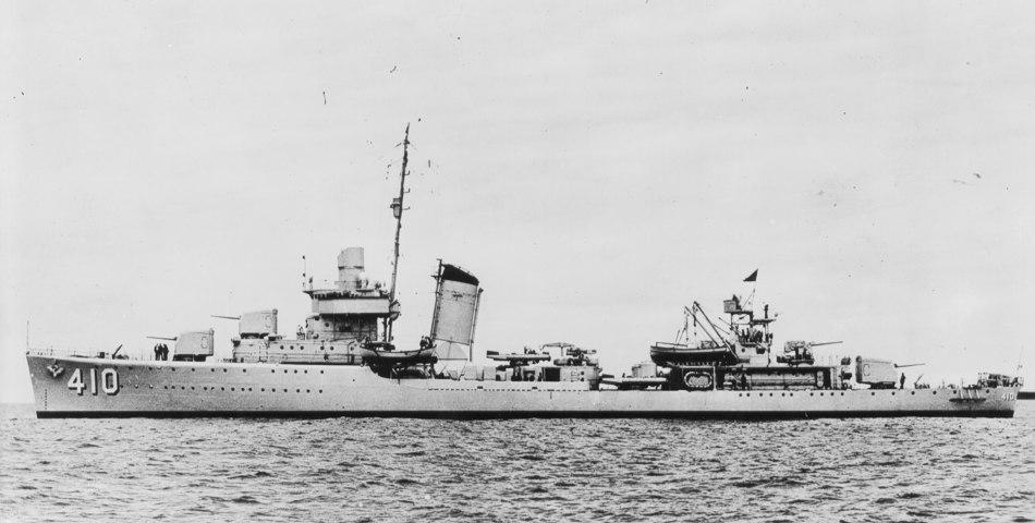 USS Hughes