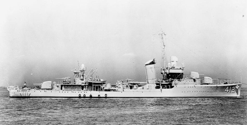 USS Hammann