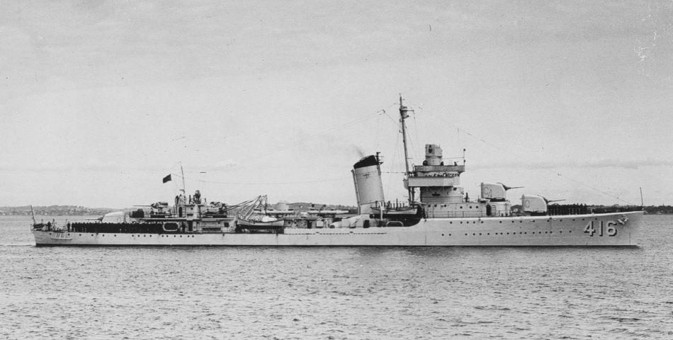 USS Walke