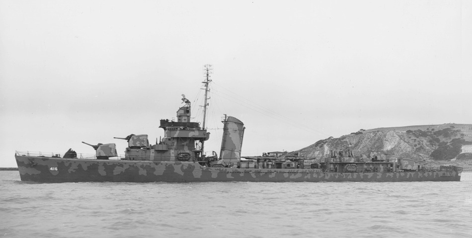 Destroyer History Sims Class Destroyer