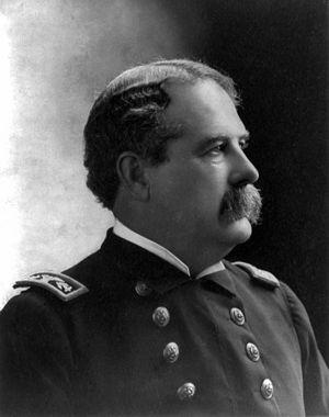 Rear Admiral Charles Edward Clark