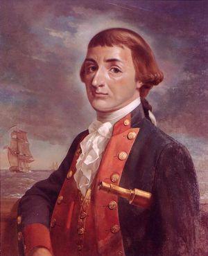 Capt. Gustavus Conyngham