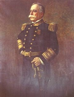 Admiral of the Navy George Dewey