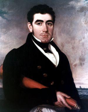 Capt. Thomas Macdonough