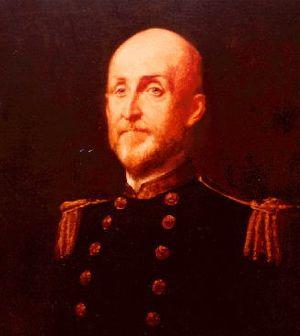 RAdm. Alfred T. Mahan