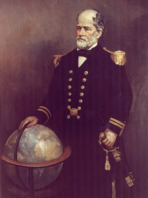 Commander Matthew Fontaine Maury