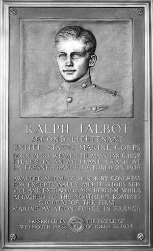 2d Lt Ralph Talbot