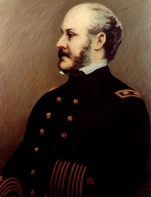 Rear Admiral John A. Winslow