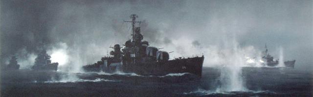 Destroyer Squadron (DesRon) 23 in World War II
