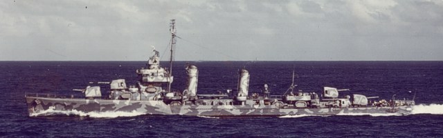 Destroyer History — Introduction