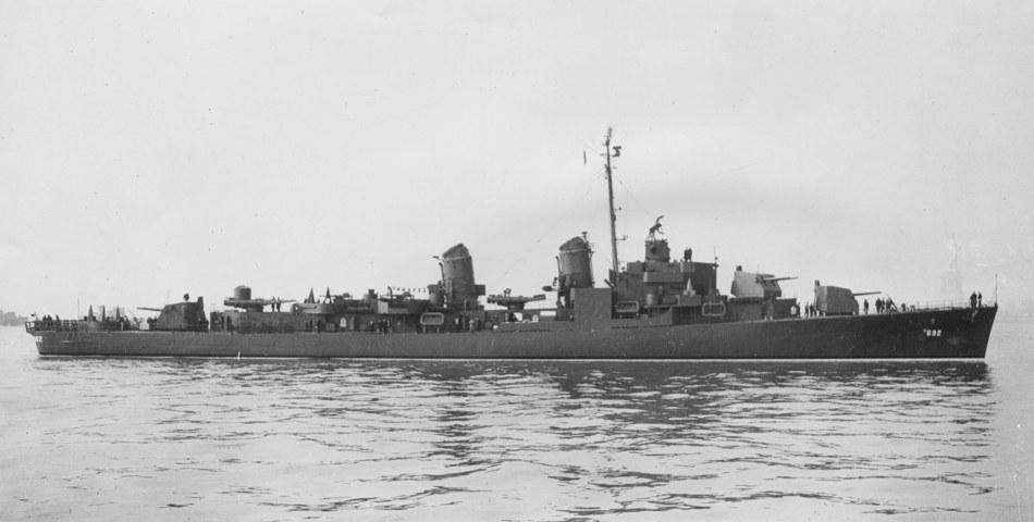 USS Allen M. Sumner